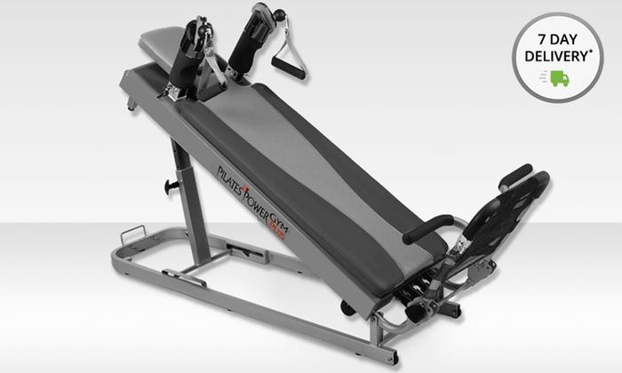 Pilates power gym plus cardio groupon for Gimnasio cardio pilates