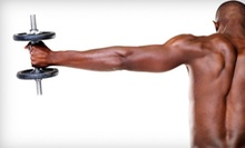$39 for $70 Worth of Personal Training at Body Physics