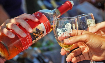 Virginia Wine Festival for One or Two on September 13 or 14 (50% Off)
