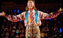 Circus Gatti for Two Adults and Three Children at The San Antonio Rose Palace on May 20–22 (Up to 49% Off)