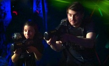 One Game of Laser Tag and Balladium and Pizza for 2, 4, or 6 People at My Three Sons Family Fun Center (Up to 57% Off)