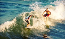 Group Surf Lesson or All-Day Surf Camp at VB Surf Sessions in Virginia Beach (Up to 53% Off)