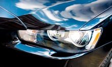 One or Three Wash and Waxes for a Car or SUV or Express Detailing for a Car or SUV Technic Auto Center (Up to 76% Off)