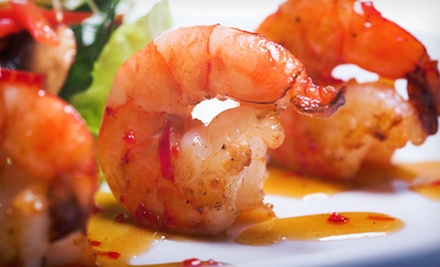 Eight-Course Dinner with Wine Pairings for One, Two, or Four at from Occasions Divine (Up to 58% Off)