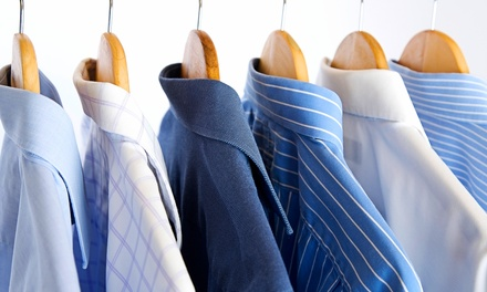 $15 for $30 Worth of Dry Cleaning at One Price Dry Cleaning