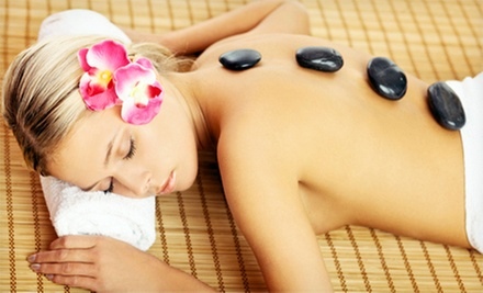 60-Minute Swedish Massage or 75-Minute Gua Sha/Hot-Stone Massage at Bliss on Broadway Spa & Boutique (Up to 54% Off)