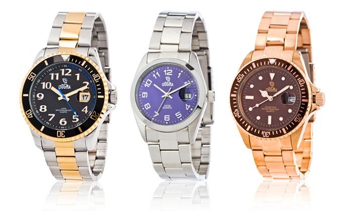 *Prendas de Natal* Relógio Dogma disponível em 14 modelos, agora desde 44,99€ (portes incluídos)