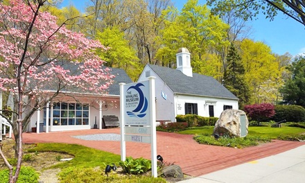 Museum Visit or Membership to Cold Spring Harbor Whaling Museum (Up to 51% Off). Four Options Available.