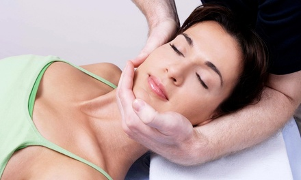 $41 for a Chiropractic Package with Adjustments and Massage at Dr. Ron Fried Chiropractic & Wellness Center ($430 Value)