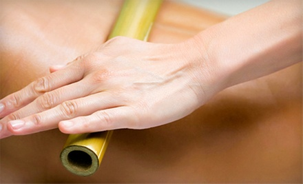 60- or 90-Minute Bamboo Massage at Gifted-Touch Therapeutic Massage (Up to 55% Off)