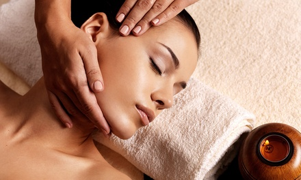 $59 for a Massage and Spa Package at An Angel's Touch Therapeutic Massage ($153 Value)