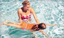 8 or 16 30-Minute Children's Basic Swim Classes at Swimming Stages Swim Academy (Up to 67% Off)