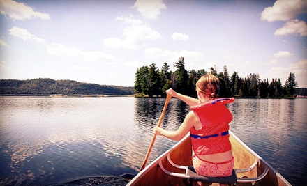 Three Rivers 2-Hour Canoe, Kayak or Paddleboard Rental for Two, Four or Six from Palmetto Outdoor Center (Up to 63% Off)