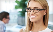 $19 for Eye Exam and $200 Toward Frames and Lenses at Elijah Peters Optique ($295 Value)
