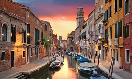 Groupon Deal: ✈ 9-Day Italy Vacation with Air from Gate 1 Travel. Price per Person Based on Double Occupancy.