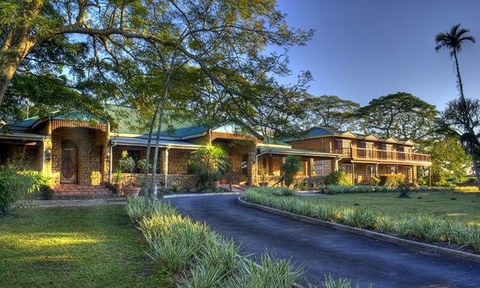 Oribi Gorge Hotel - Kwa-Zulu Natal: Kwa-Zulu Natal: Accommodation For Two Including Breakfast at Oribi Gorge Hotel