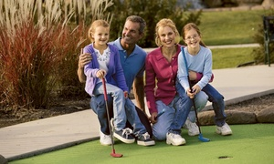 One Round Of Mini Golf And Frozen Yogurt For Two Or Four At Batter