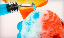 Two Medium Shaved Ices or Four Small Shaved Ices at Florida Snow Factory (Up to 57% Off)