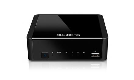 Dispositivo Blusens que transforma uma televisão normal em Smart TV por 129€