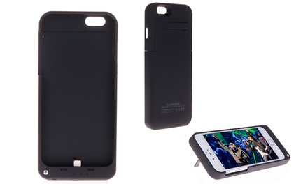 Capa com bateria integrada para iPhone 5, 6 ou 6 Plus desde 19,90 €
