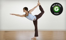 10 Classes or One Month of Unlimited Classes at Bikram Yoga Seattle (Up to 80% Off)