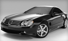 Window Tinting for a Two- or Four-Door Car or for an SUV at Elite Sound & Security (Up to 55% Off)