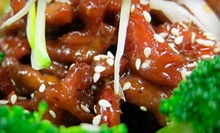 Pan-Asian Food for Lunch or Dinner at A.W. Lin's Asian Cuisine (Up to 53% Off)