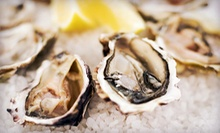 Dinner for Two or Four on Sunday–Thursday or Friday–Saturday at Caffe Regatta Oyster Bar & Grill (Up to 56% Off)