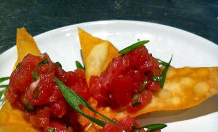 $6 for $12 Worth of Late-Night Italian and American Small Plates at Wolfgang Puck Bistro
