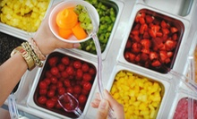 $10 for Two Groupons, Each Valid for $10 Worth of Frozen Yogurt at FrostBeri Frozen Yogurt ($20 Total Value)