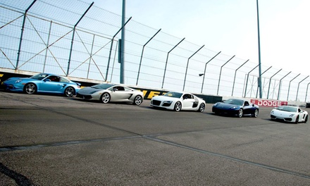 Supercar Ride-Along Experience or Driving Experience in One or Two Cars or from Xtreme Xperience (Up to 59% Off)