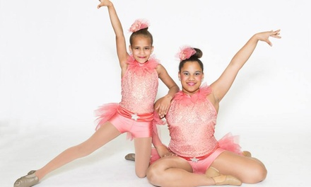 Two Dance Classes from M.A.D.E. Today, Inc. (64% Off)