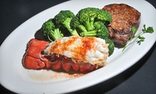 $25 for $50 Worth of Steak-House Dinner Cuisine at Carvers Steaks and Seafood