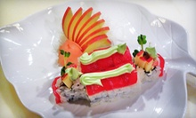 Sushi and Asian-Fusion Cuisine at Sushimaru (Half Off). Two Options Available.