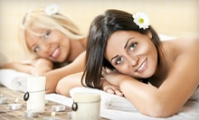Spa Package, Couples Spa Package, or Ladies Spa and Makeover Party for Six at My Oasis Spa (Up to 52% Off)