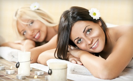 Spa Package, Couples' Spa Package, or Ladies' Spa and Makeover Party for Six at My Oasis Spa (Up to 52% Off)