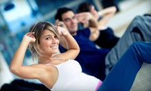 10 Boot-Camp Classes or One-Month Boot-Camp Program at Impact Boot Camp (Up to 87% Off)