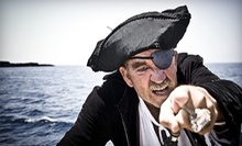 Staggering Pirate Walking Tour for Two or Four from Witches Brew Tours (Up to 51% Off)