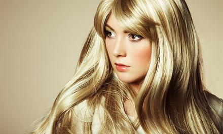 Makeover — Alameda: extensões de cabelo em meia cabeça ou cabeça inteira desde 59€
