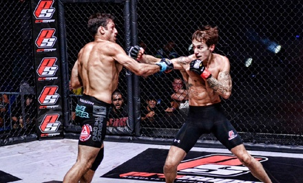 One Ticket to Titan FC 32 MMA Event at James Brown Arena on November 20 (Up to 41% Off). Two Seating Options Available.
