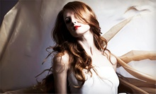 $59 for a Haircut and Moroccanoil Treatment with Full Color or Partial Highlights at Salon Rehe ($140 Value)