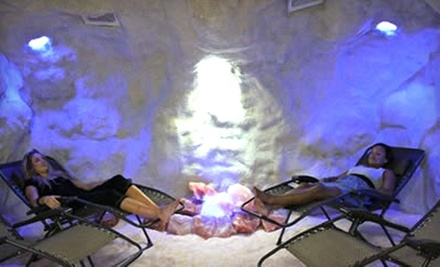 One or Five Salt-Cave Sessions or Three Months of Unlimited Sessions at Salt Sanctuary (Up to 60% Off)