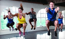10 or 20 GroupFIT Classes at AussieFIT (Up to 80% Off)