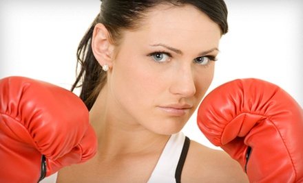 5 or 10 Kickboxing Classes with One Private Session at Perfect Balance Martial Arts and Fitness (Up to 84% Off)