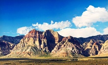 $239 for a Helicopter Tour of Red Rock Canyon for Up to Three, Plus a Magic Show from iflyElite.com (Up to $565 Value)