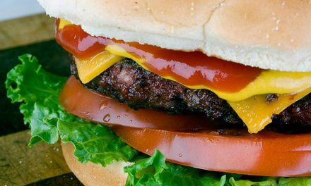 Comfort Food and Burgers for Dine-In or Takeout at Midway One Stop Diner (50% Off). Three Options Available.