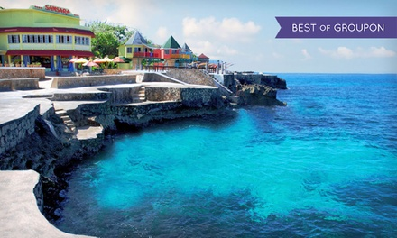 3-, 5-, or 7-Night All-Inclusive Stay for Two at Samsara Cliff Resort in Negril, Jamaica. Includes Taxes and Fees.