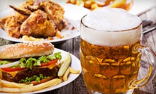 Bull-Riding Outing for Two or Four with Appetizers, and Beer at Sacramento Bulls Restaurant & Bar (Up to 56% Off)