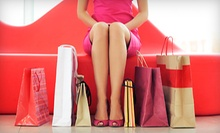 Women's Apparel, Accessories, and Beauty Services at Melange Boutique (Half Off). Two Options Available.
