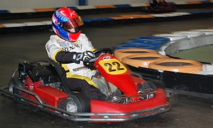 Kart Center de Matosinhos: uma corrida de kart de 10 minutos com oferta de cartão VIP member por 6,90€